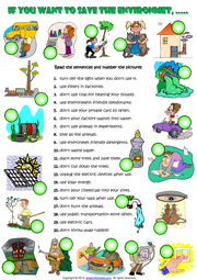 Imperative Mood Esl Printable Worksheets And Exercises
