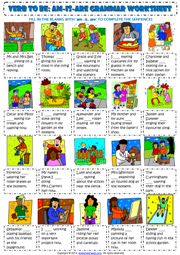Verb To Be Esl Printable Worksheets And Exercises